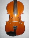 003 French Violin 205