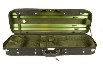010 Hidersine 106 Oblong violin case