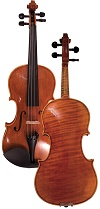 ANV Inst 07 Allegro Violin outfit