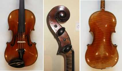 020 French Violin 067