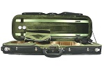 015 Young deluxe oblong violin case